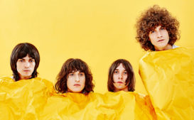 Temples' 'Volcano' LP is an Eruption of Psychedelic Melody