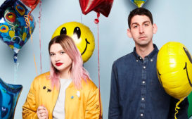 "Tigers Jaw Discuss their ""Rebirth"" on New LP"