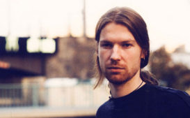 Watch Aphex Twin's First-Ever Live-Streamed Performance