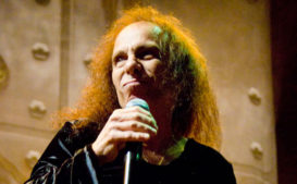 A Hologram of Metal God Ronnie James Dio Is Going on Tour