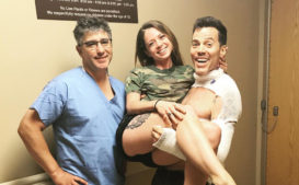 Steve-O Received Skin Grafts After A Rocket Fuel Stunt Left Him Severely Burned