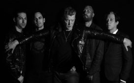 Listen: Queens of the Stone Age, 'The Evil Has Landed'
