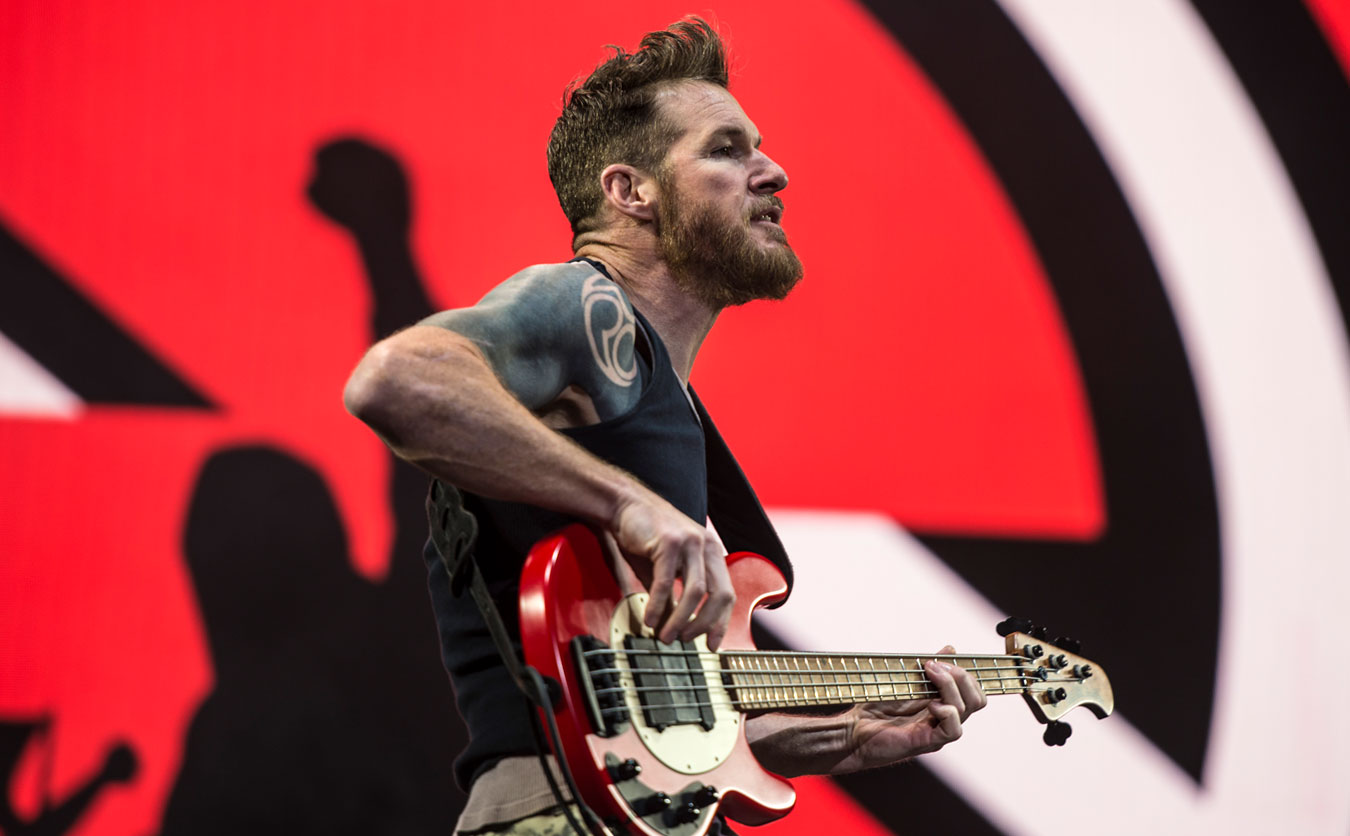 Tim Commerford Interview: Listen Now On The Culture ...