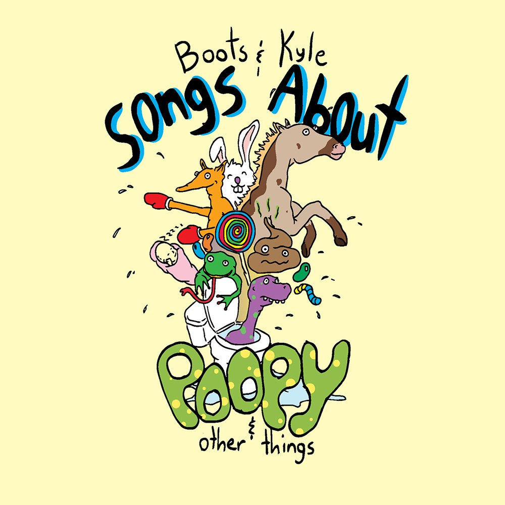 songs about poopy childrens album