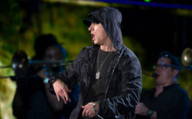 Did Eminem Create Fake Pharmaceutical Ads To Promote His New Album?