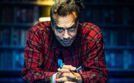 Former Faith No More Vocalist Chuck Mosley Has Died At 57