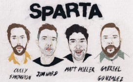 Sparta Returns With New Song 'Graveyard Luck' (Listen)