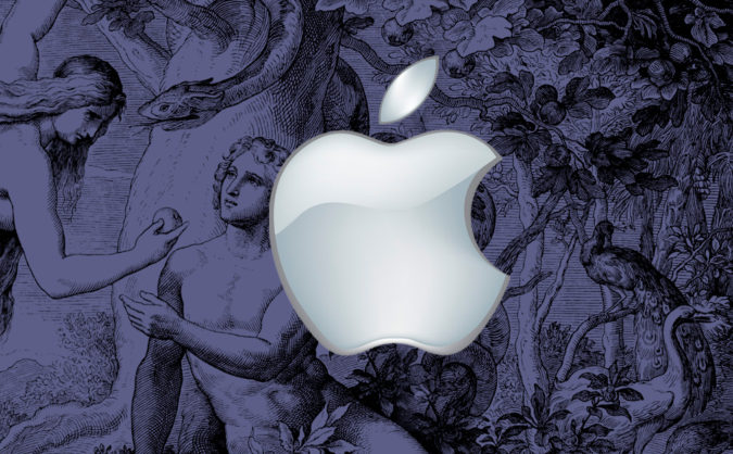 What Does The Apple Logo Mean Culture Creature