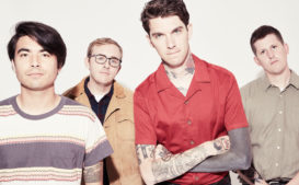 Joyce Manor's Barry Johnson On Morrissey Fandom, The 'Wizardry' of Kurt Ballou, And More